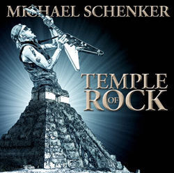 SCHENKER MICHAEL-TEMPLE OF ROCK LP *NEW*