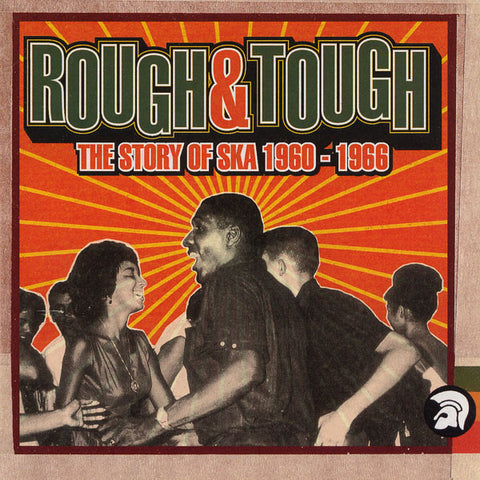 ROUGH & TOUGH THE STORY OF SKA 1960-1966-VARIOUS 2CD G