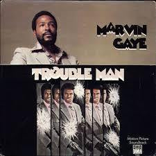 GAYE MARVIN-TROUBLE MAN OST LP NM COVER EX