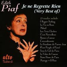PIAF EDITH-VERY BEST OF *NEW*