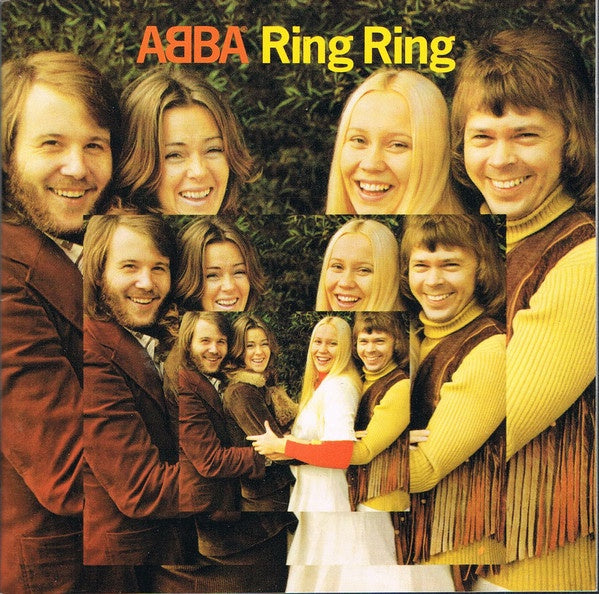 ABBA-RING RING CD VG
