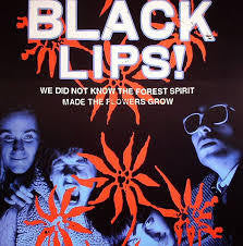 BLACK LIPS-WE DID NOT KNOW THE FOREST SPIRIT LP EX COVER VG+