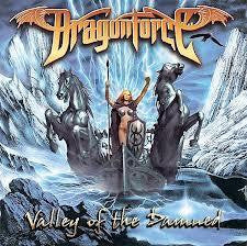 DRAGONFORCE-VALLEY OF THE DAMNED CD *NEW*