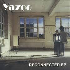 "YAZOO-RECONNECTED 12"" EP VG COVER VG+"
