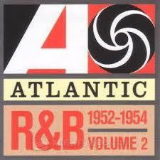 ATLANTIC R&B 1947-1974 VOL 2 1952-1954-VARIOUS ARTISTS CD *NEW*