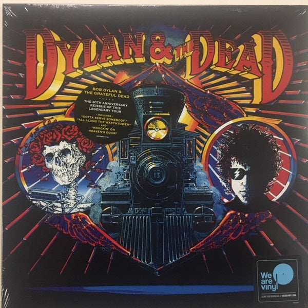 DYLAN BOB & THE DEAD-DYLAN & THE DEAD LP *NEW*