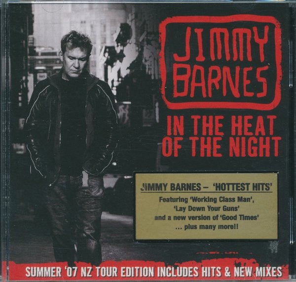 BARNES JIMMY-IN THE HEAT OF THE NIGHT CD VG