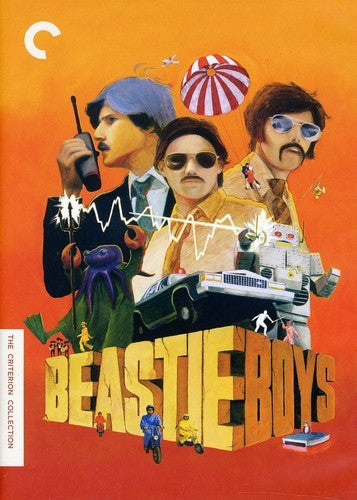 BEASTIE BOYS-VIDEO ANTHOLOGY 2DVD VG