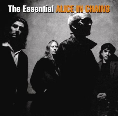 ALICE IN CHAINS-THE ESSENTIAL 2CD VG