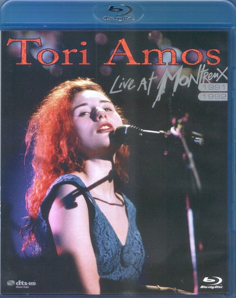 AMOS TORI-LIVE IN MONTREUX BLURAY VG+
