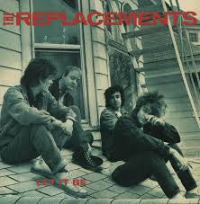 REPLACEMENTS THE-LET IT BE LP NM COVER VG+