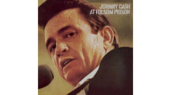 CASH JOHNNY-AT FOLSOM PRISON DVD 2CD VG
