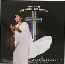 FRANKLIN ARETHA-ONE LORD, ONE FAITH, ONE BAPTISM 2LP VG+ COVER VG+