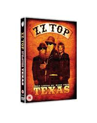 ZZ TOP-THAT LITTLE OL' BAND FROM TEXAS DVD *NEW*
