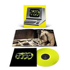 KRAFTWERK-COMPUTERWELT YELLOW VINYL LP *NEW*