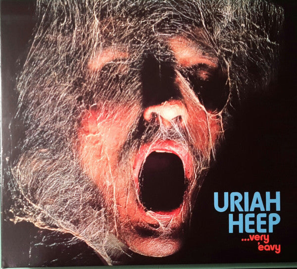 URIAH HEEP-VERY 'EAVY VERY 'UMBLE 2CD VG+