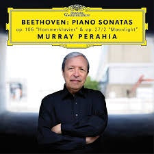 BEETHOVEN-PIANO SONATAS PERAHIA CD *NEW*