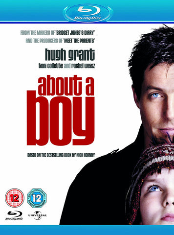 ABOUT A BOY BLURAY VG