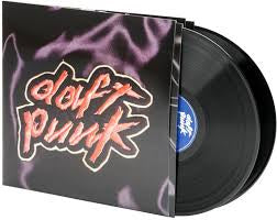 DAFT PUNK-HOMEWORK 2LP NM COVER VG+