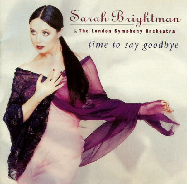 BRIGHTMAN SARAH-TIME TO SAY GOODBYE CD G
