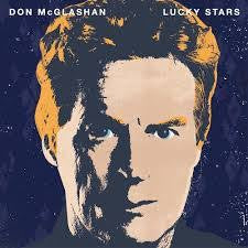 MCGLASHAN DON-LUCKY STARS LP EX COVER EX