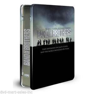 BAND OF BROTHERS 6 BLURAY VG+