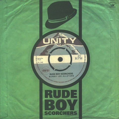 RUDE BOY SCORCHERS-VARIOUS ARTISTS LP *NEW*