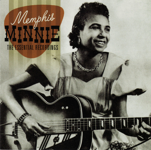 MINNIE MEMPHIS-THE ESSENTIAL RECORDINGS 2CD VG+