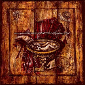 SMASHING PUMPKINS THE-MACHINA / THE MACHINES OF GOD CD VG