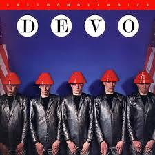 DEVO-FREEDOM OF CHOICE LP VG COVER VG+