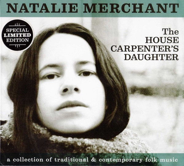 MERCHANT NATALIE-THE HOUSE CARPENTER'S DAUGHTER CD VG