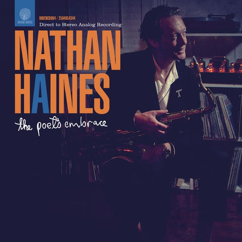 HAINES NATHAN-THE POET'S EMBRACE CD VG