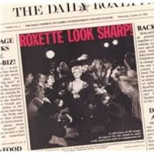ROXETTE-LOOK SHARP CD VG+