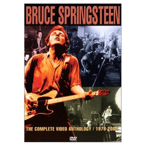 SPRINGSTEEN BRUCE-THE COMPLETE VIDEO ANTHOLOGY 1978-2000 2DVD VG