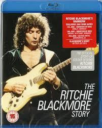 BLACKMORE RITCHIE-THE RITCHIE BLACKMORE STORY BLURAY *NEW*