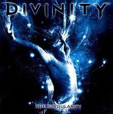 DIVINITY-THE SINGULARITY CD *NEW*