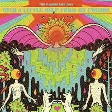 FLAMING LIPS THE-WITH A LITTLE HELP FROM MY FWENDS LP NM COVER EX