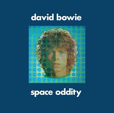 BOWIE DAVID-SPACE ODDITY (2019 MIX) CD *NEW*