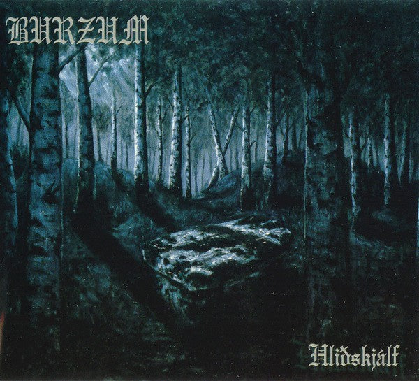 BURZUM-HLIDHSKJALF LP *NEW*