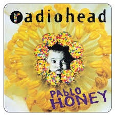 RADIOHEAD-PABLO HONEY LP NM COVER EX