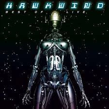 HAWKWIND-BEST OF LIVE LP *NEW*