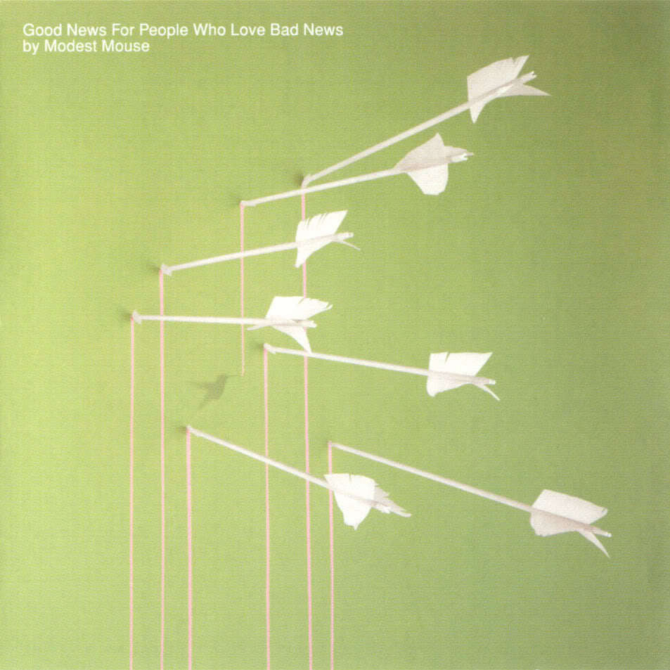 MODEST MOUSE-GOOD NEWS FOR PEOPLE WHO LOVE BAD 2LP *NEW*