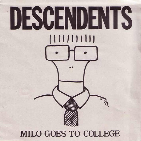 DESCENDENTS-MILO GOES TO COLLEGE CD VG