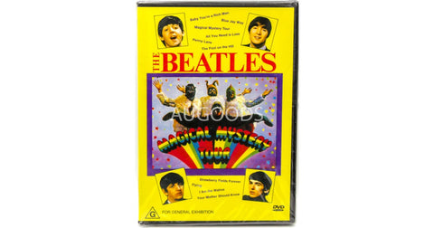 BEATLES THE-MAGICAL MYSTERY TOUR DVD  VG