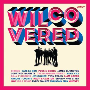 WILCOVERED-VARIOUS ARTISTS 2LP *NEW*