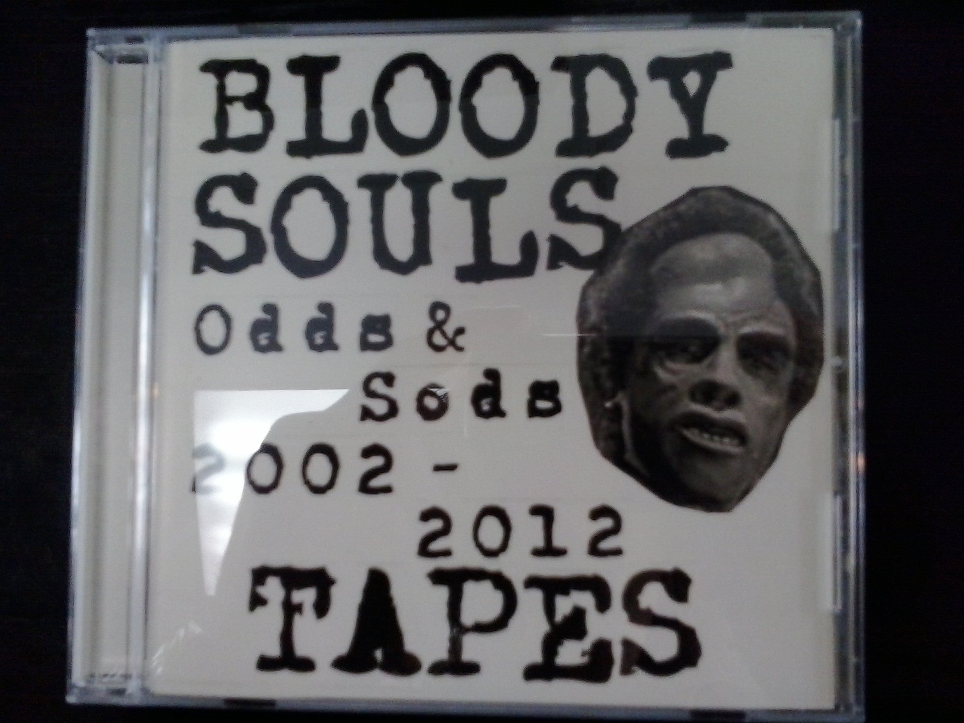 BLOODY SOULS-TAPES CD *NEW*