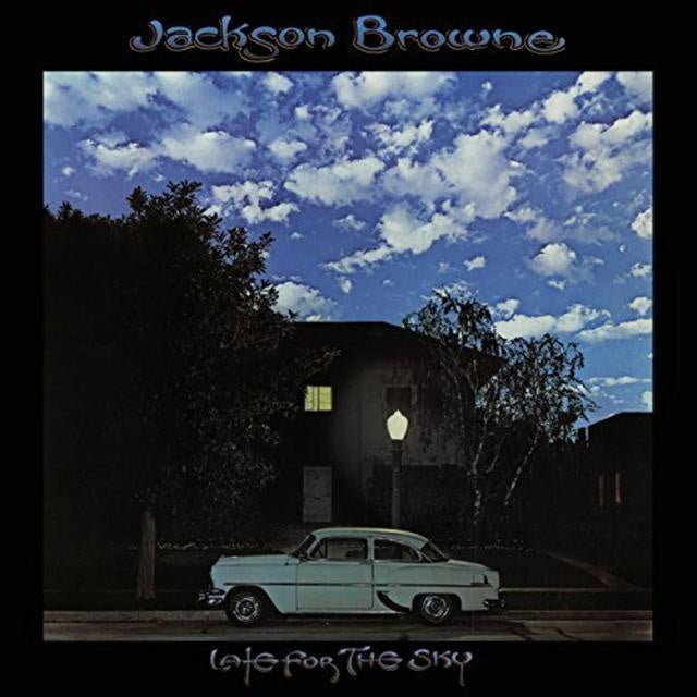 BROWNE JACKSON-LATE FOR THE SKY LP *NEW*