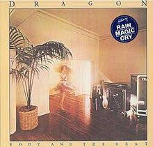 DRAGON-BODY & THE BEAT LP VG+ COVER VG+