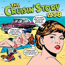 CRUISIN STORY 1958-VARIOUS ARTISTS 2CD *NEW*