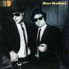 BLUES BROTHERS-BRIEFCASE FULL OF BLUES LP VG+ COVER VG